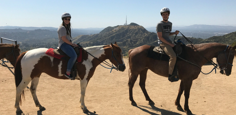 horseback riding in los angeles